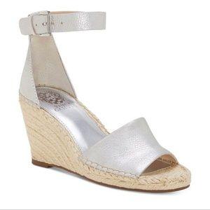 Vince Camuto Leera wedge sandals